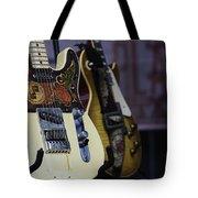 Guitars Tote Bag