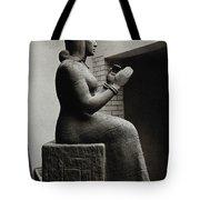 Gula, Mesopotamian Goddess Of Healing Tote Bag