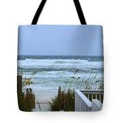 Gulf Coast Waves Tote Bag