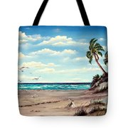 Gulf Dunes Tote Bag
