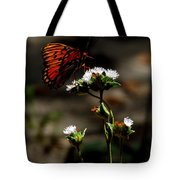 Gulf Fritillary Butterfly Too Tote Bag
