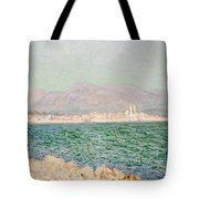 Gulf Of Antibes Tote Bag