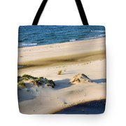 Gulf Of Mexico Dunes Tote Bag