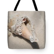 Gulf Of Mexico Shell Tote Bag