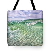 Gulf Waves Tote Bag