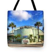 Gulfport Casino Tote Bag by Tammy Wetzel