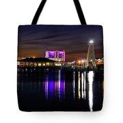 Gulfport Lighthouse - Mississippi - Harbor Tote Bag