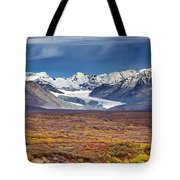 Gulkana Glacier Tote Bag