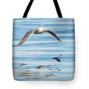 Gull Mirrored Tote Bag