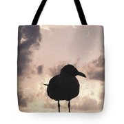 Gullhouette Tote Bag