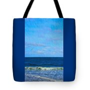 Gulls And Water Tote Bag