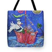 Gull's Bounty Tote Bag