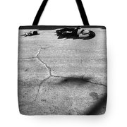 Gunfight Reenactment Victim  Tombstone Arizona 1970 Tote Bag
