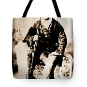 Gunfighter Tote Bag