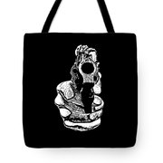 Gunman T-shirt Tote Bag