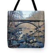 Gunpowder Falls St Pk Bridge - Pano Tote Bag