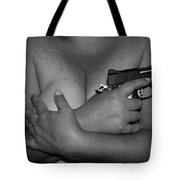 Guns And Ammo Tote Bag