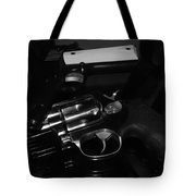 Guns And More Guns Tote Bag