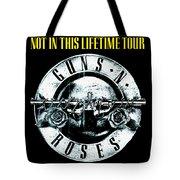 Guns And Roses Logo1 2017 Tote Bag