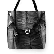 Gunslinger Tombstone Arizona Tote Bag