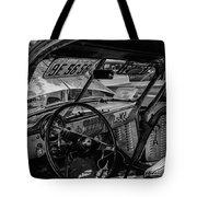 Gunslingers Rat Rod Tote Bag