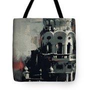 Gurdwara 190 Iv Tote Bag