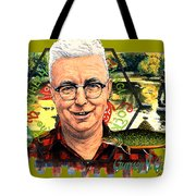 Gurney Godfrey Tote Bag