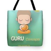 Guru Concepts Logo Tote Bag