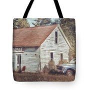 Gus Klenke Garage Tote Bag