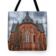 Gustav Adolf Church Facade Tote Bag