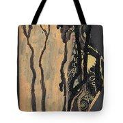 Gustav Klimt's Tears Tote Bag