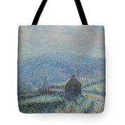 Gustave Loiseau 1865 - 1935 Jelly White Huelgoat, Finistere Tote Bag