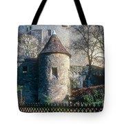 Guttenberg Castle Tote Bag