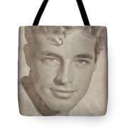 Guy Madison, Vintage Actor Tote Bag
