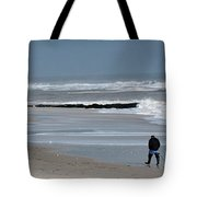 Guys Fishing Tote Bag