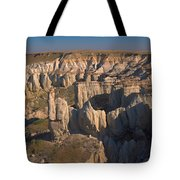 Gypsum Cliffs Tote Bag