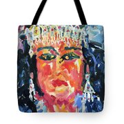 Gypsy Afternoon Tote Bag