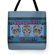 Gypsy Chix Ranch Tote Bag