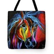 Gypsy Equine Tote Bag