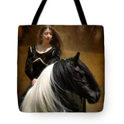 Gypsy Girl Kate Tote Bag