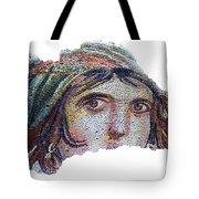 Gypsy Girl Of Zeugma Tote Bag