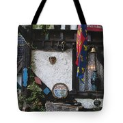 Gypsy Hut Tote Bag