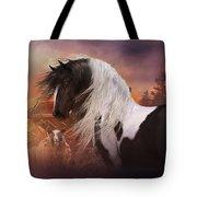Gypsy On The Farm Tote Bag