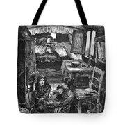Gypsy Wagon, 1879 Tote Bag