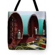 Gypsy Wagons Tote Bag