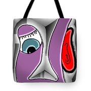 h EAR ing Tote Bag