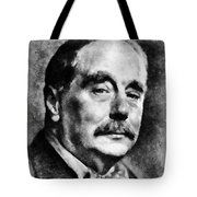H. G. Wells Author Tote Bag
