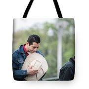 H Tote Bag