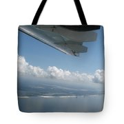 H144 And Clouds Tote Bag