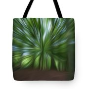 Haagse Bos. Oil Painting Effect. Tote Bag